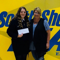 Macon Electric Foundation Awards Grant to South Shelby FFA WLC Students