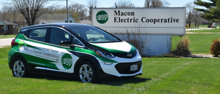 MEC Adds Electric Vehicle to its Fleet