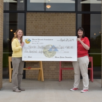 Macon Electric Foundation Awards Grant to North Shelby HS Science